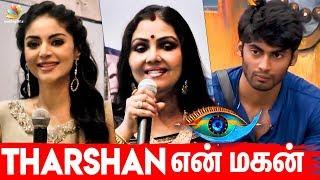 Tharshan' ஐ தத்தெடுத்த பிரபல நடிகை | Fathima Babu Reveals | Sanam Shetty | Magie Movie