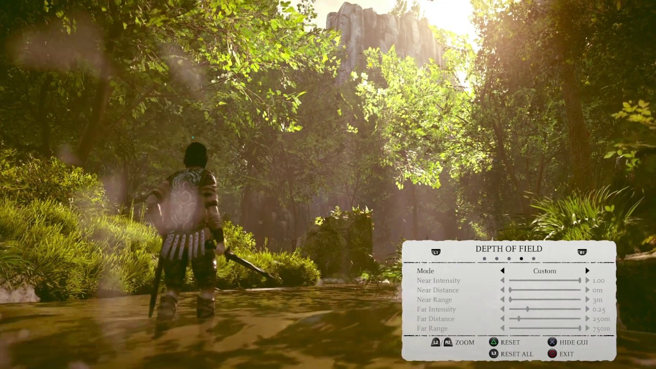 Shadow of the Colossus: Photo Mode Revelado