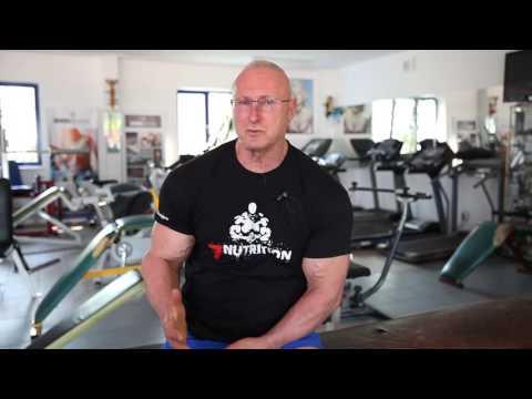 Jak budować mięśni ostrze