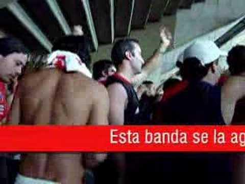 """""""YO TE SIGO A TODOS LADOS // LBDT"""" Barra: Los Borrachos del Tablón • Club: River Plate • País: Argentina"""