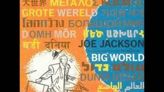 40 Years Ago Joe Jackson Big World
