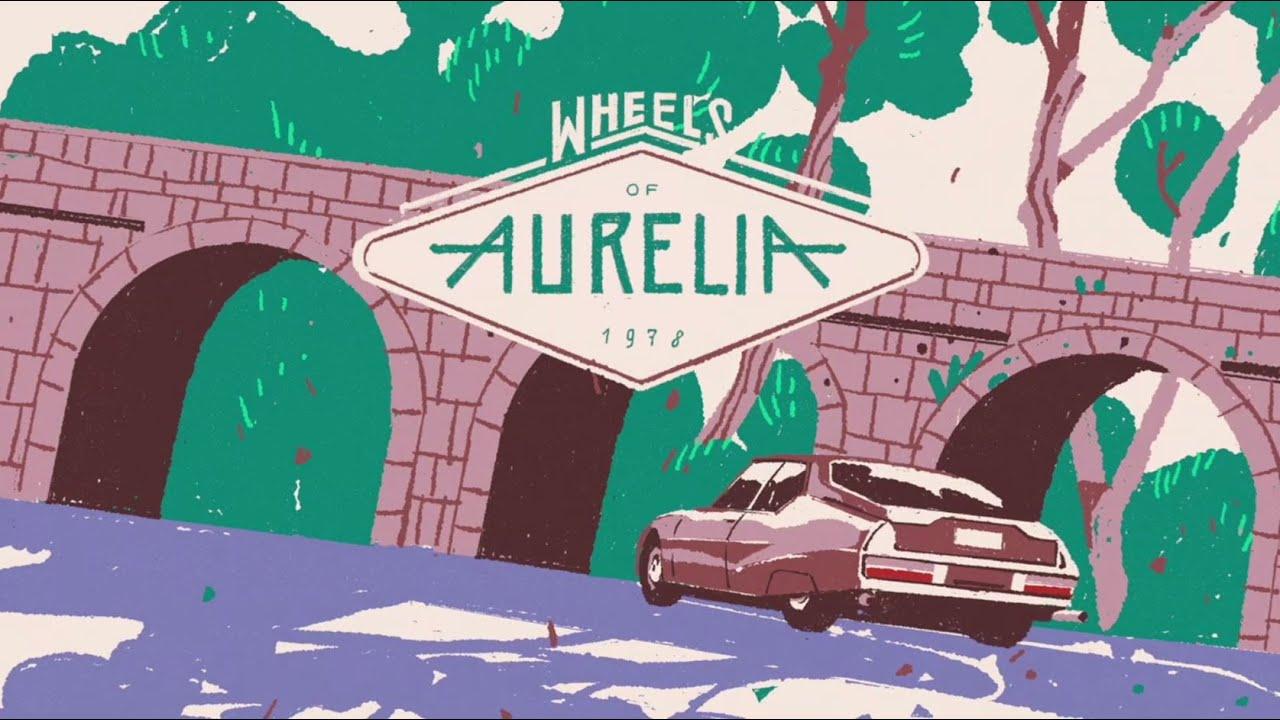 Wheels of Aurelia, un juego de carreras con historia, ambientado en la Italia de los años 70, anunciado para PS4