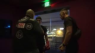 kaka on mitts with antonio diaz EsNews Boxing