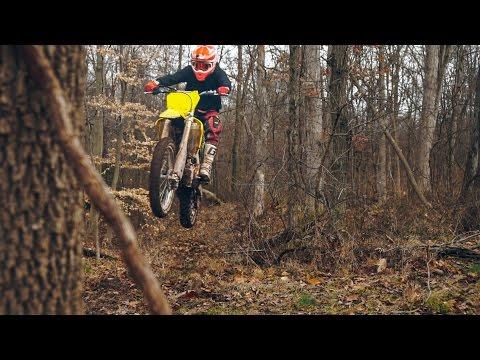Zook in the Woods RMZ250