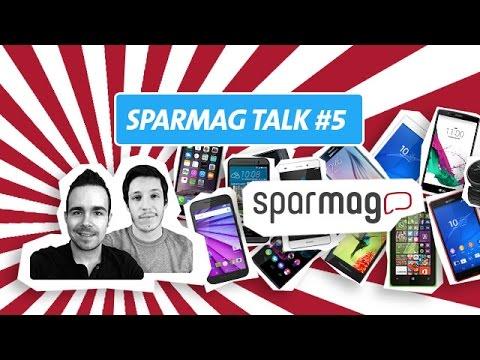 SparMagTalk #5: Apple iPhone 6s & 6s Plus, iPad Pro, iOS 9 uvm.
