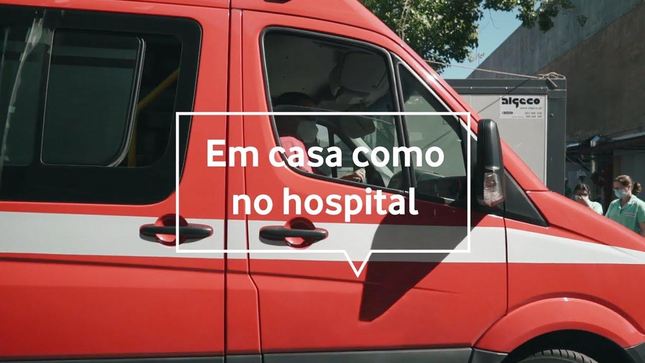 Telemedicina: em casa como no hospital