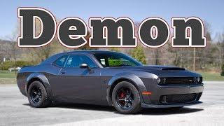 2018 Dodge Challenger SRT Demon: Regular Car Reviews
