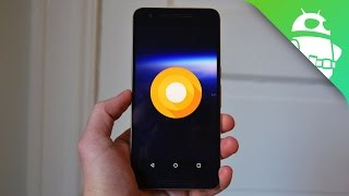 Android O Developer Preview First Look!