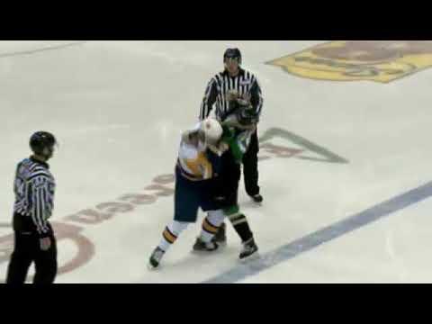 D-Jay Jerome vs. Jake Kustra