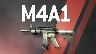 M4A1 - Modern Warfare 2 Multiplayer Weapon Guide