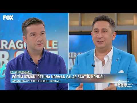 Öztuna Norman 26 Mayıs 2019 Çalar Saat Hafta Sonu Programında