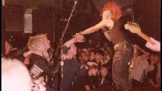 The Exploited - Live @ The Warehouse, Preston, Lancashire, England, 11/12/81