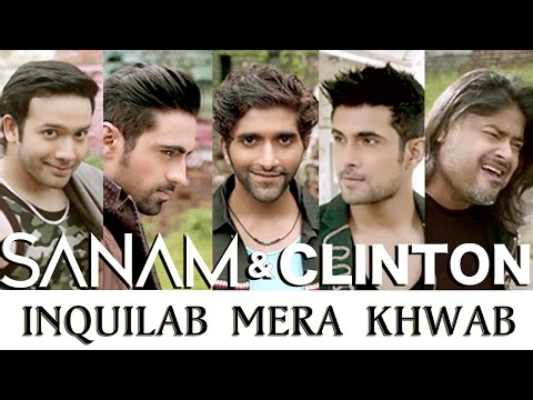 Jammin' – Inquilab Mera Khwab by Sanam and Clinton Cerejo #JamminNow
