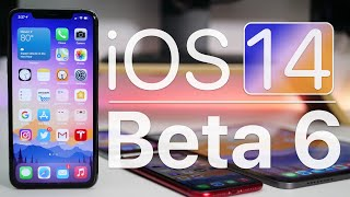 iOS 14 Beta 6 is Out! - What's New?