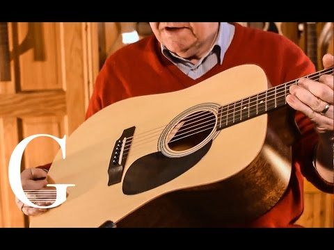 Sigma DMST Acoustic Guitar - The G Chord (MMTV)