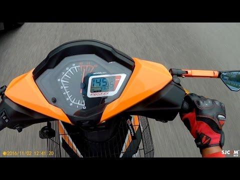 Honda RS 150 Repsol Edition Standard Kilang Topspeed 145kmh!!!