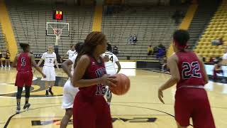 Southern Miss Women's Basketball Highlights vs William Carey   11 10 17