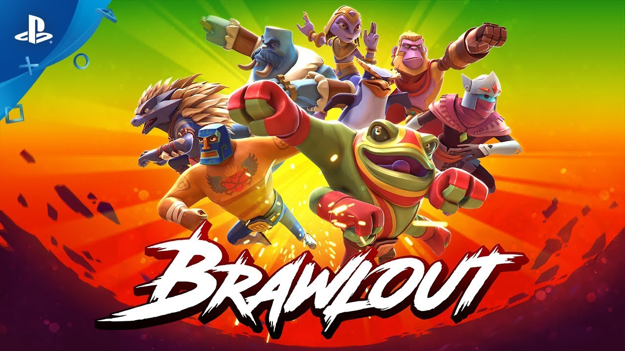 Introducing Brawlout, a Party-fighter on PS4