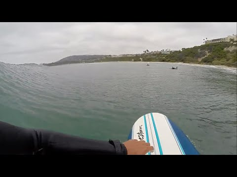 Surfing Salt Creek With a Wavestorm // GoPro