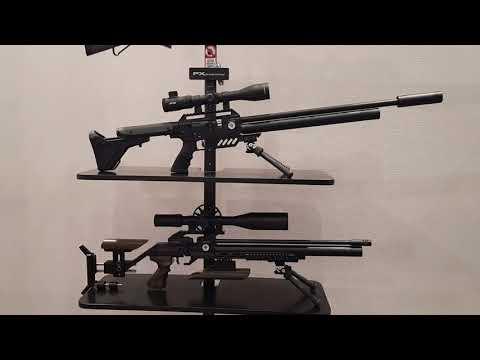 Download New Fx Dreamline Airgun Iwa 2018 Video 3GP Mp4 FLV HD Mp3