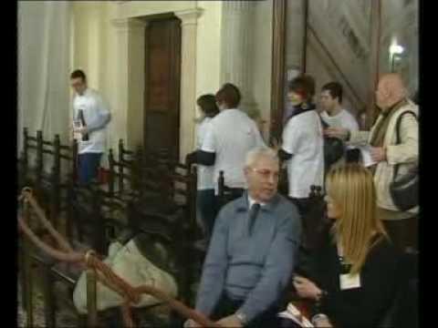 Veure vídeoSindrome di Down: A3 NEWS Servizio protesta Down