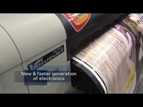 Mutoh Eco Solvent Printing Machine - Valuejet 1624x