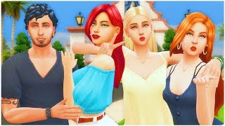 Sims 4 Townies Stories