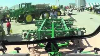 New 620hp John Deere 9620RX 4 track tractor