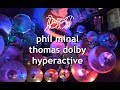 Thomas Dolby | Hyperactive | Drum Cover
