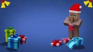 [Minecraft Movie] Рождественский дух