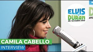 Camila Cabello Chats Finishing Her New Album 'The Hurting The Healing The Loving' | Elvis Duran Show