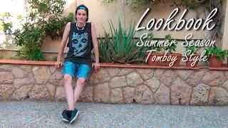 LOOKBOOK#1: Summer Tomboy Style | PaulaOrte