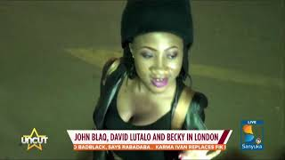Chosen Becky And John Blaq Boards Plane For The 1st Time| Uncut Extra