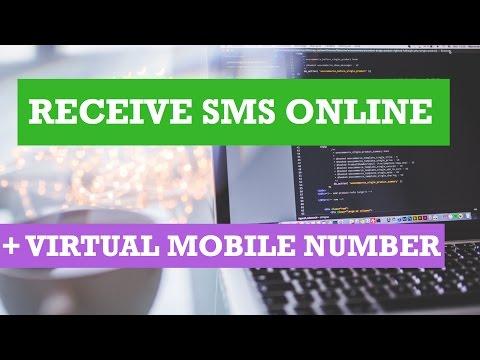 Виртуальный номер + Прием СМС. PHP script для приема СМС