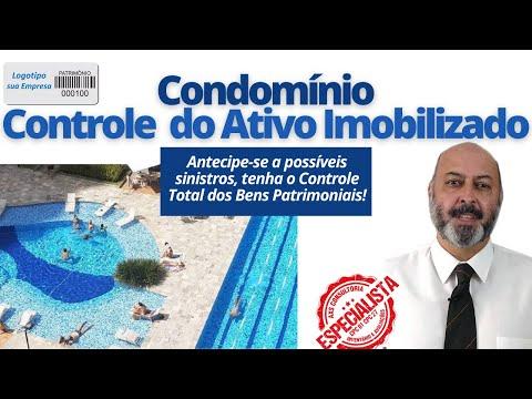 Condomínios - controle de fato do Ativo Imobilizado Consultoria Empresarial Passivo Bancário Ativo Imobilizado Ativo Fixo