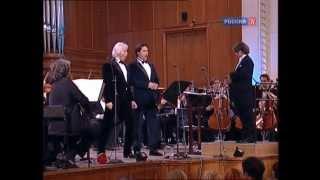 Дмитрий Хворостовский и Ильдар Абдразаков. Hvorostovsky and Abdrazakov