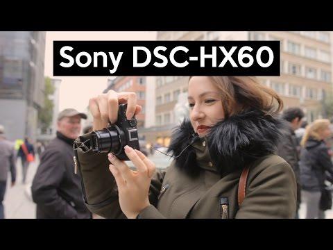 Sony DSC-HX60 | kleine Digitalkamera mit SuperZOOM | Review | Deutsch