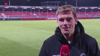 City FC op promotieplek na zege op NEC