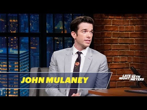 John Mulaney Explains Why Comedians Always Make Fun of Florida