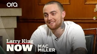 Mac Miller On New Album, Battling Depression + Donald Trump