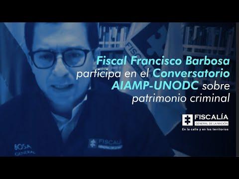 Colombia, líder estratégico en la lucha contra el crimen transnacional en la región: Fiscal General de la Nación, Francisco Barbosa Delgado