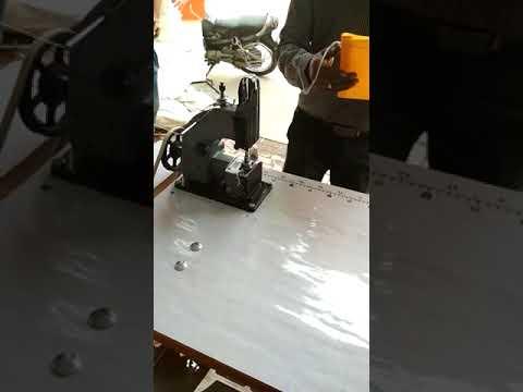 Revo Table Stand Bag Closer Machine