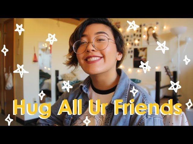 Hug all ur friends - cavetown // cover