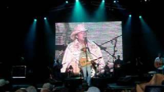Summertime Blues - Alan Jackson in Skien 13.08.2009