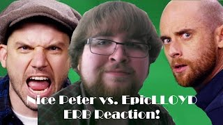Nice Peter vs. EpicLLOYD | ERB Reaction (S5 Finale)