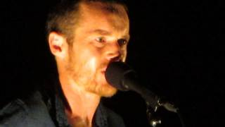 "Damien  Rice  "" Woman Like a Man""  Los Angeles, 10/9/14"