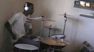 Dance Gavin Dance-The Backwards Pumpkin Song-Drum Cover