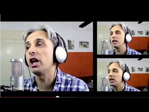 How To Sing a cover of Chains Beatles Vocal Harmony