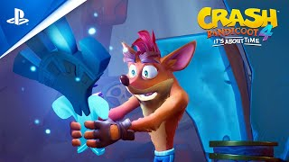PlayStation Crash Bandicoot 4: It's About Time - State of Play Trailer | PS4 anuncio