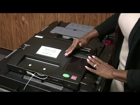 Detroit city clerk reassures voters ahead of November election